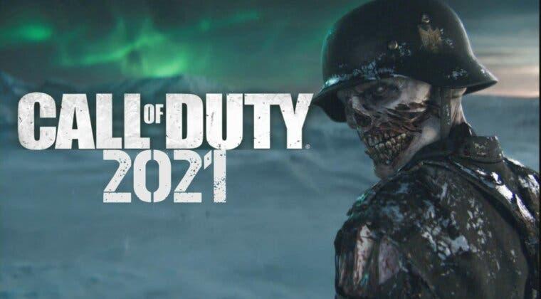 Imagen de El modo zombies regresará este 2021 con Call of Duty: Vanguard