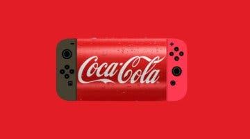 Imagen de Nintendo Switch Pro se convierte en una tomadura de pelo... de Coca-Cola
