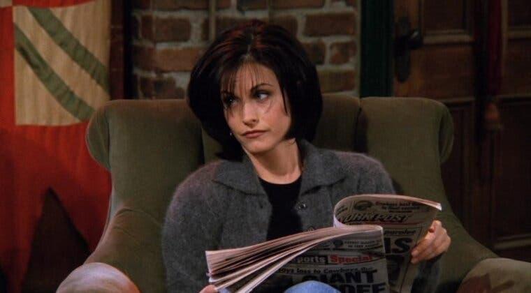 Imagen de Courtney Cox se siente frustrada por ser la única estrella de Friends no nominada a los Emmy