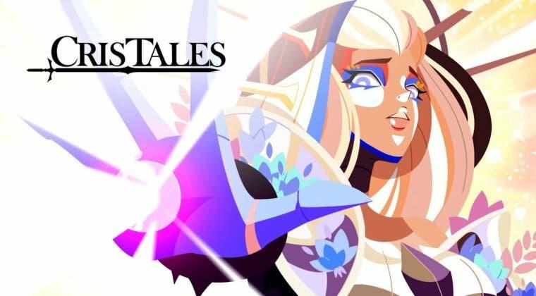 Imagen de Cris Tales muestra su secuencia cinemática de introducción