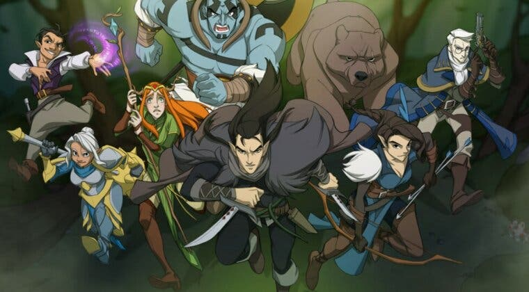 Imagen de Un nuevo RPG basado en el popular programa Critical Role podría estar en desarrollo