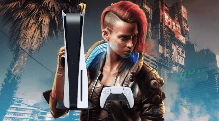 Imagen de CD Projekt RED recuerda una vez más cuándo llegará la versión de PS5 de Cyberpunk 2077