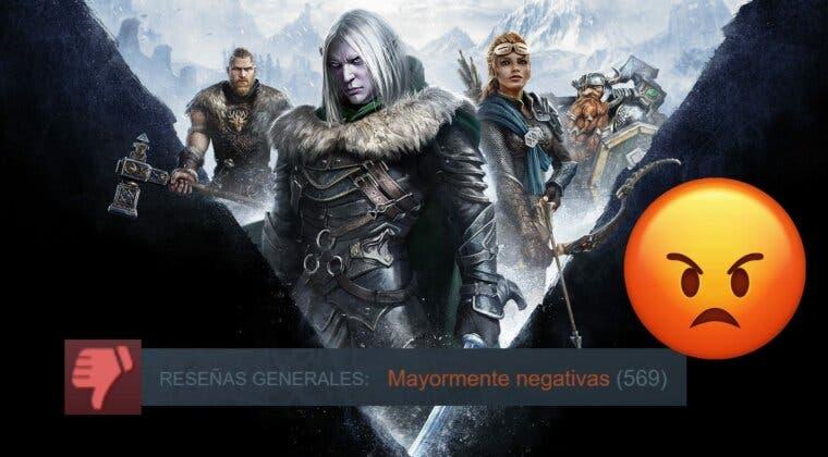 Imagen de Dungeons & Dragons: Dark Alliance se estampa; las críticas de los usuarios son muy malas
