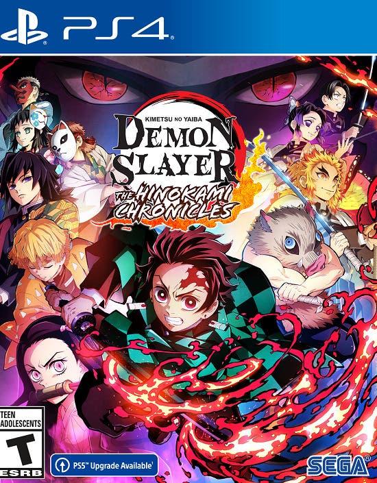 demon slayer kimetsu no yaiba the hinokami chronicles 1