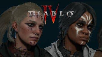Imagen de 'Un sinfín de opciones de detalle'; así es el ambicioso editor de personajes de Diablo IV