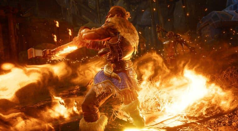 Imagen de Dungeons & Dragons: Dark Alliance se muestra en acción a través de un nuevo gameplay
