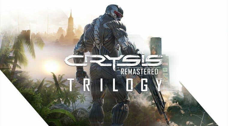 Imagen de Crysis Remastered Trilogy es oficial; fecha aproximada y primer vistazo a su espectacular apartado gráfico