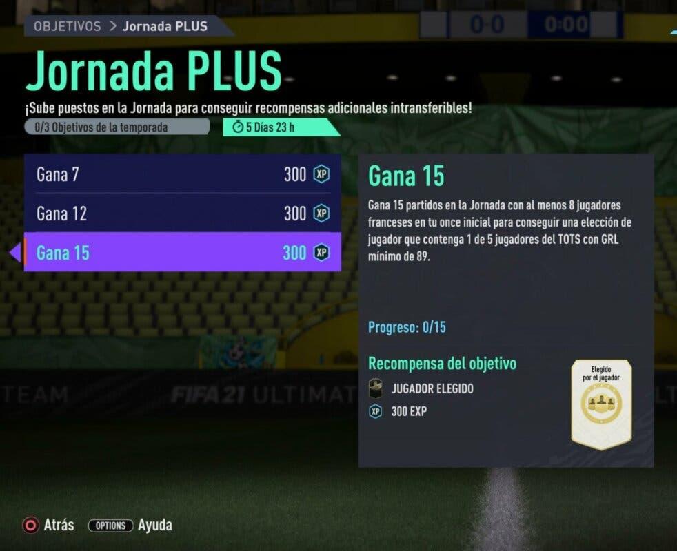 FIFA 21: aparecerán player picks extra gratuitos en la próxima Jornada de FUT Champions, pero nuestra plantilla debe cumplir este requisito Ultimate Team