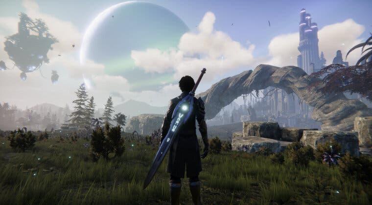 Imagen de Edge of Eternity celebra su disponibilidad con un tráiler de lanzamiento