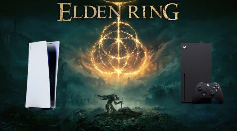 Imagen de ¿Ofrecerá Elden Ring la posibilidad de actualizarlo gratis a la nueva generación? Bandai Namco lo aclara