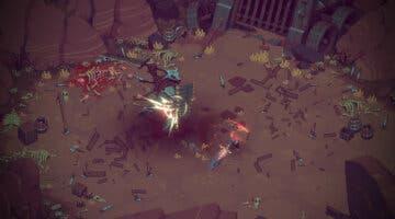 Imagen de Eldest Souls desvela su fecha de lanzamiento a través de un nuevo tráiler