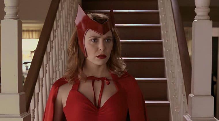 Imagen de ¿Habrá temporada 2 de Bruja Escarlata y Visión? Elizabeth Olsen responde