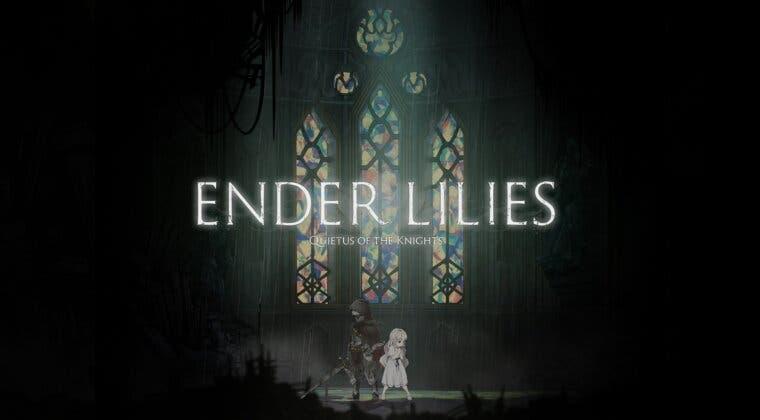 Imagen de Análisis de Ender Lilies: La trágica belleza de un metroidvania imprescindible