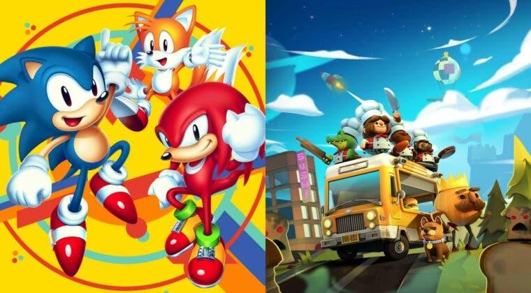 Imagen de Overcooked! 2, gratis en Epic Games Store; Sonic Mania será el protagonista la próxima semana