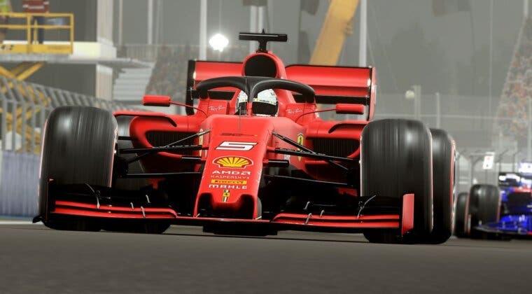 Imagen de Codemasters confirma que F1 2021 disfrutará de 4K y 60FPS en Xbox Series X y PS5