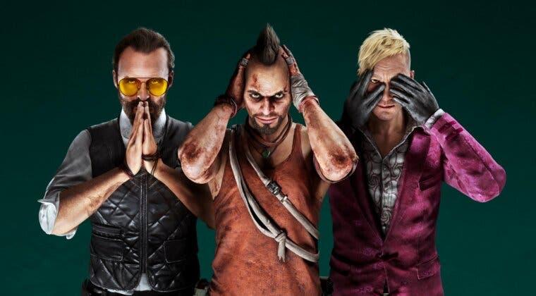 Imagen de Far Cry 6 permitirá controlar al icónico Vaas y otros villanos de anteriores entregas en expansiones
