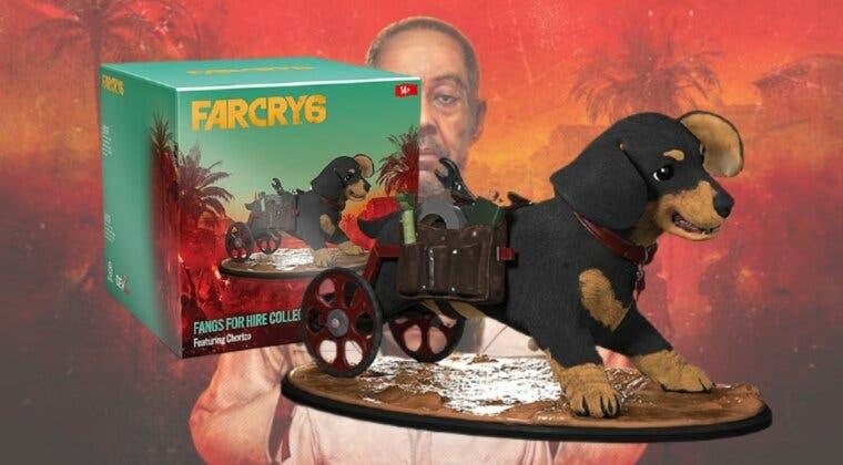 Imagen de Así es la espectacular edición coleccionista de Far Cry 6 con Chorizo que no llega a Europa