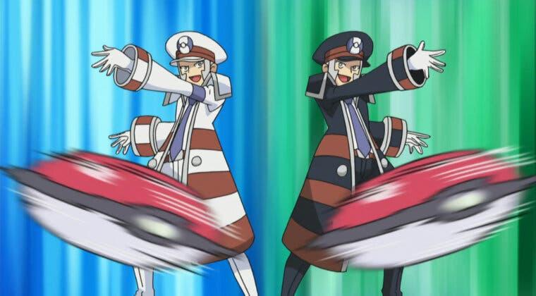 Imagen de Pokémon Masters EX: Así es el evento episódico de Fero y Caril