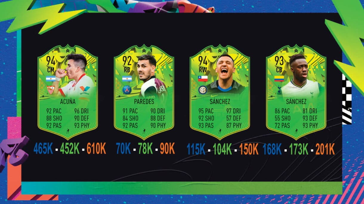 FIFA 21 Ultimate Team guía de seguimiento Festival of FUTball Eurocopa y Copa América parte 7