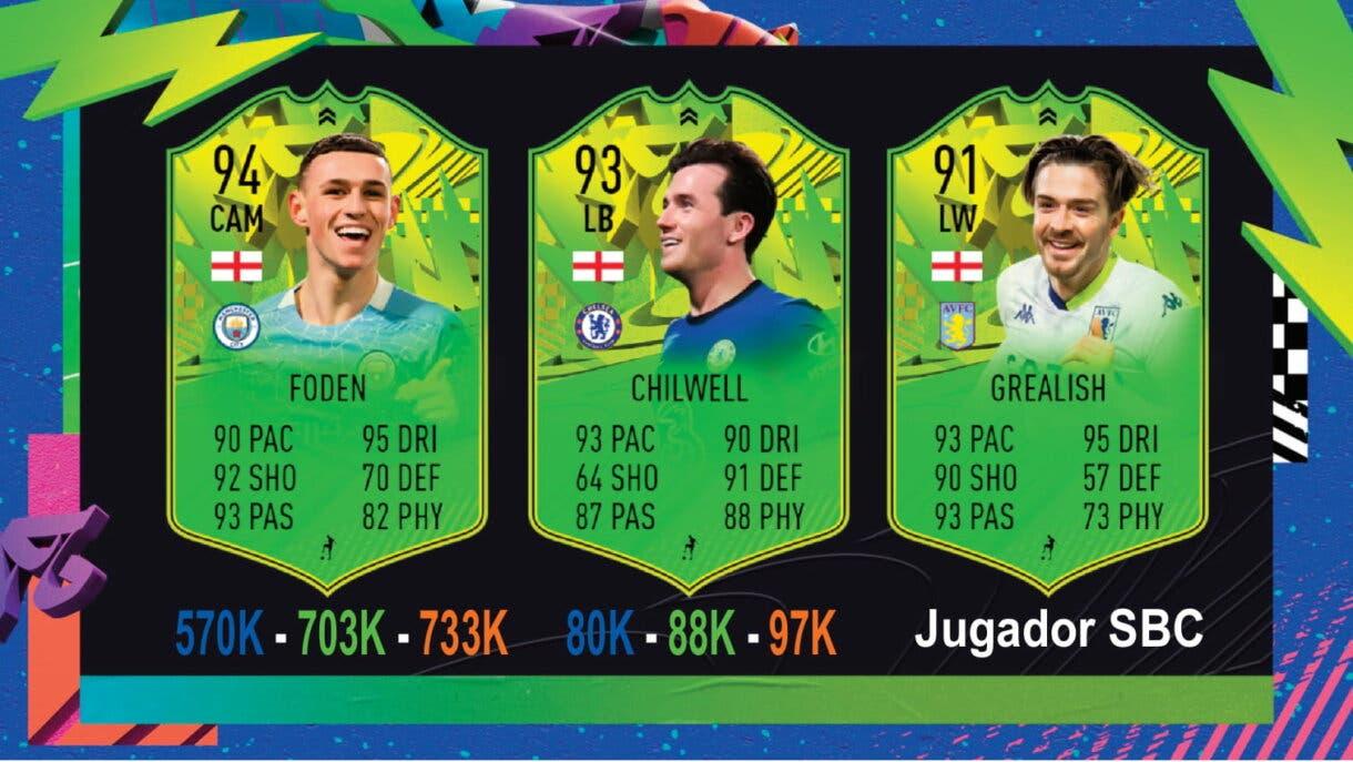 FIFA 21: seguimiento Festival of FUTball (FOF). Nuevos upgrades, jugadores eliminados y cartas que aún pueden mejorar Ultimate Team Eurocopa dos victorias