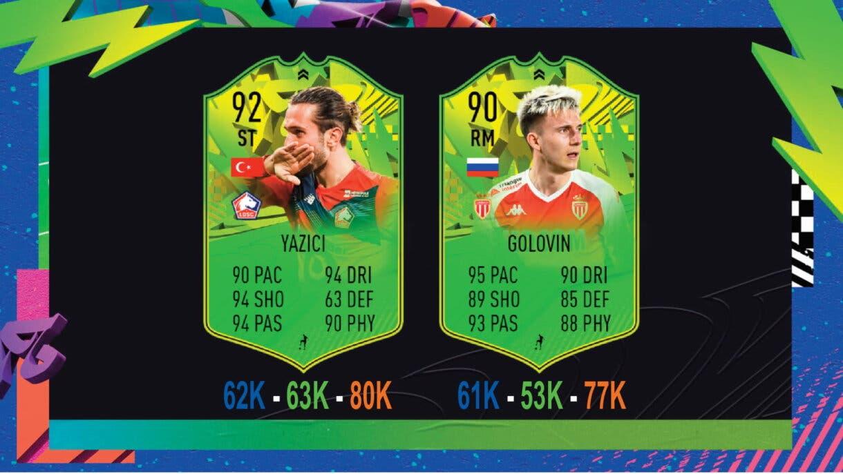 FIFA 21: seguimiento Festival of FUTball (FOF). Nuevos upgrades, jugadores eliminados y cartas que aún pueden mejorar Ultimate Team Eurocopa eliminados