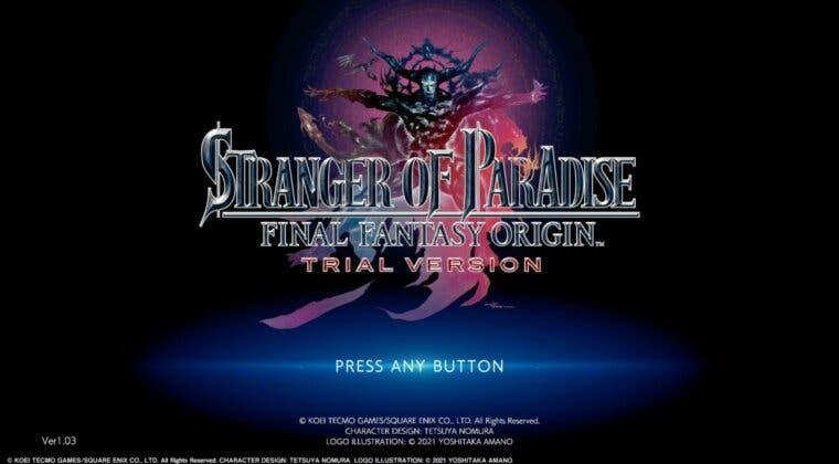 Imagen de Se acaba el CAOS con la demo de Stranger of Paradise: Final Fantasy Origin para PS5; por fin funciona