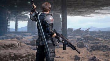 Imagen de El battle royale Final Fantasy VII: The First Soldier se deja ver en un nuevo vídeo