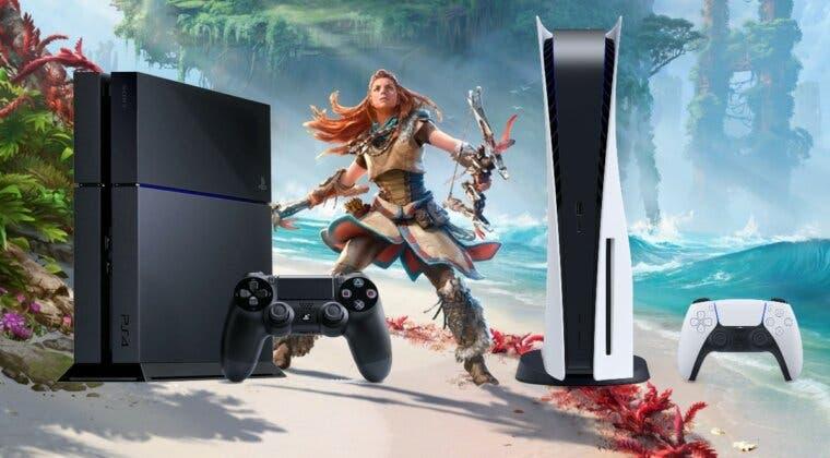 Imagen de ¿Ha limitado PS4 a Horizon Forbidden West? Guerrilla Games trata una de las grandes dudas