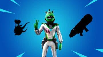 Imagen de Estas son las 5 nuevas armas alienígenas que llegan a Fortnite con su parche 17.10