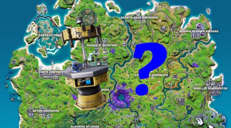 Imagen de Fortnite: dónde encontrar todos los bancos de mejora de armas de la Temporada 7