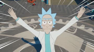 Imagen de Fans de Fortnite diseñan una mochila de Rick and Morty para la Temporada 7 y el resultado es increíble