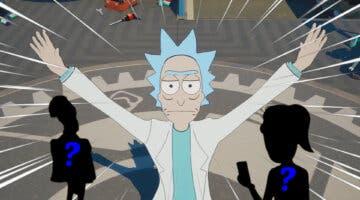 Imagen de Fortnite: nuevas pistas revelan la posible llegada de dos skins más de Rick and Morty