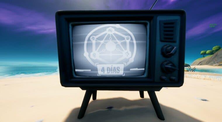 Imagen de Fortnite: dónde encontrar televisores espeluznantes y cómo destruirlos