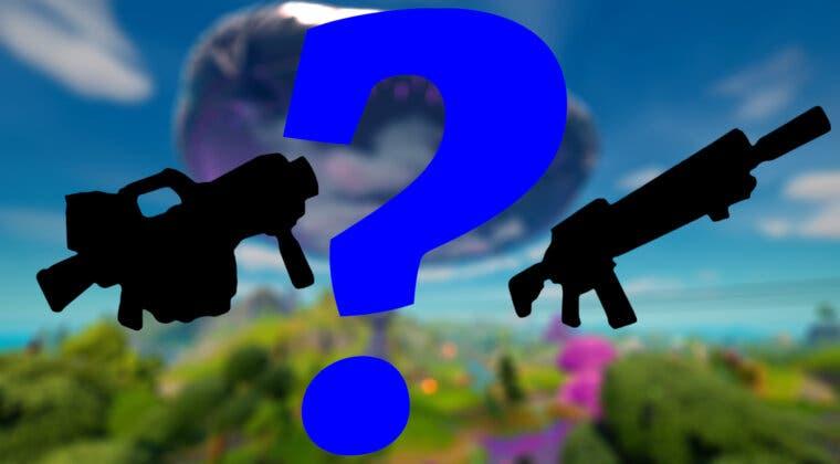 Imagen de Fortnite filtra todas las nuevas armas de la Temporada 7 y otras que regresan al battle royale