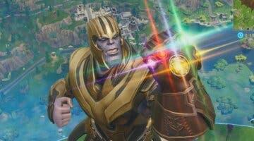 Imagen de Fortnite: cómo conseguir gratis la nueva skin de Thanos