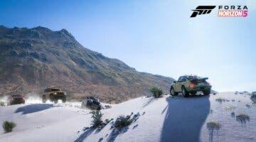 """Imagen de Forza Horizon 5 cuenta con """"grandes fenómenos meteorológicos"""" que afectan a la jugabilidad"""