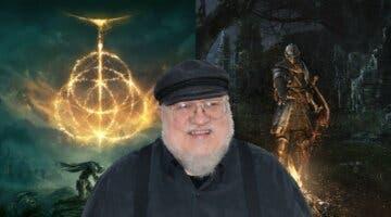Imagen de George R.R. Martin habla de su trabajo en Elden Ring, 'una secuela de Dark Souls'