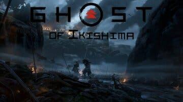 Imagen de Se confirma la expansión independiente de Ghost of Tsushima; PlayStation registra Ghost of Ikishima