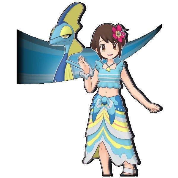 Gloria e Inteleon Pokemon Masters EX