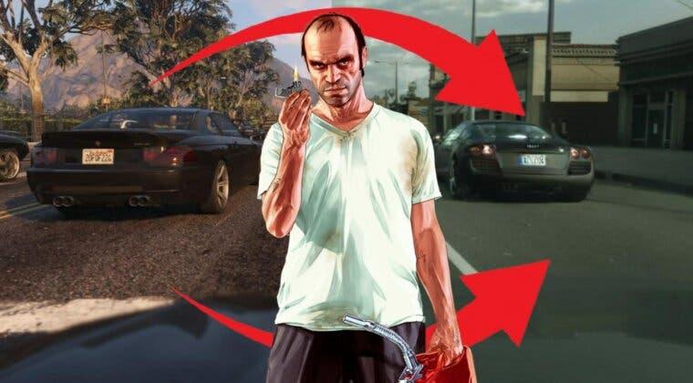 Imagen de ¡Nunca has visto un videojuego así! GTA V se vuelve fotorrealista gracias a esta nueva tecnología