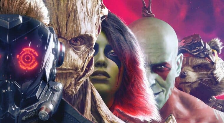 Imagen de Eidos Montréal presenta Marvel's Guardians of the Galaxy con un tráiler lleno de acción y humor
