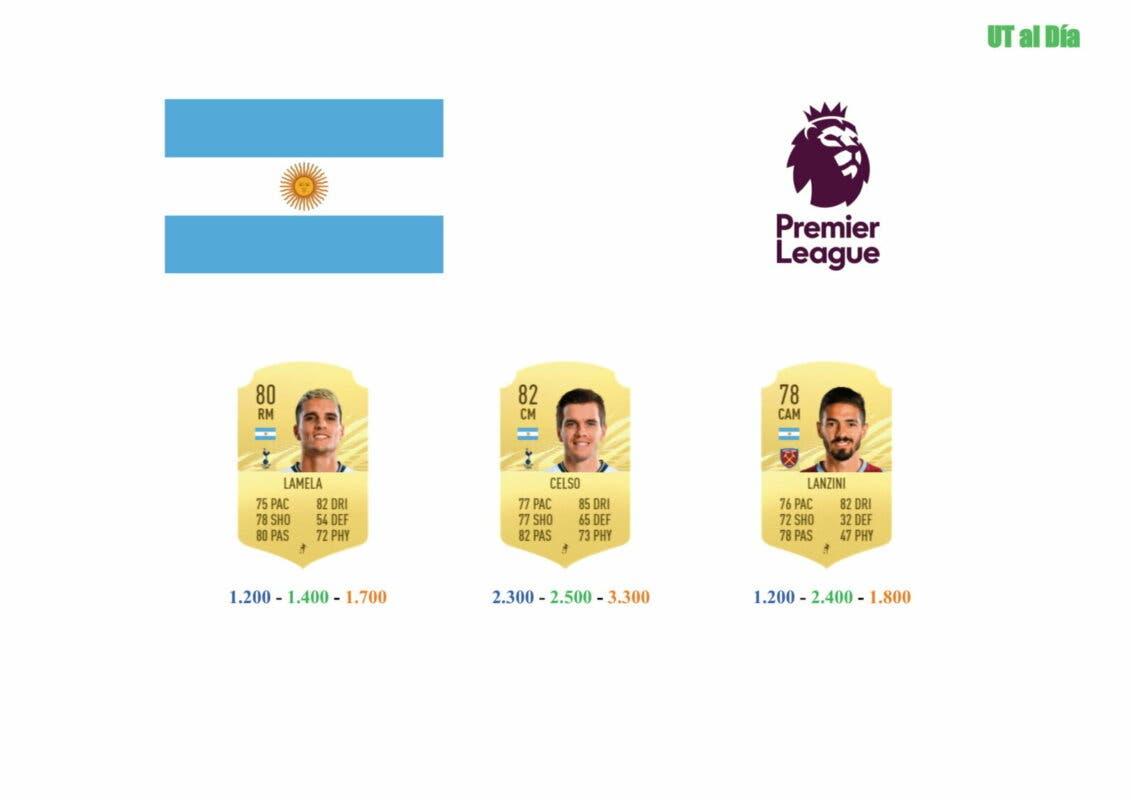 FIFA 21 Ultimate Team Guía Lanzini TOTS Moments
