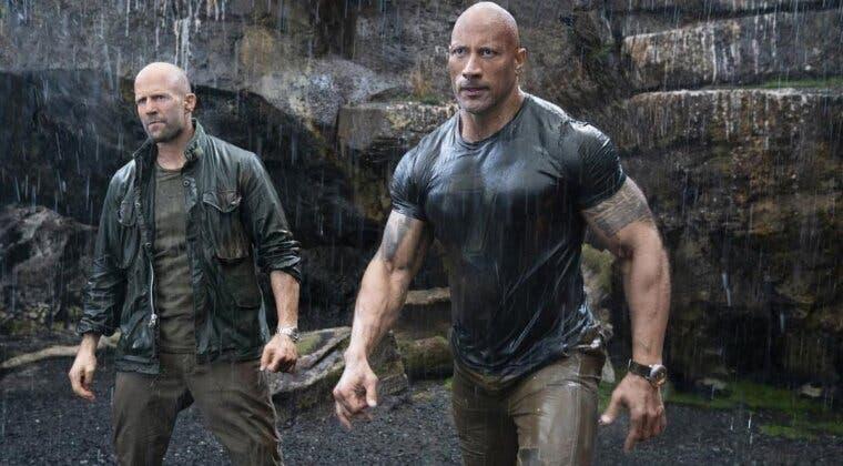 Imagen de Hobbs y Shaw podrían volver a la saga principal en Fast and Furious 10