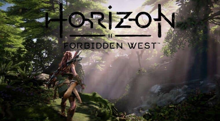 Imagen de Horizon Forbidden West: rendimiento, diferencias entre PS4 y PS5, jugabilidad y más detalles
