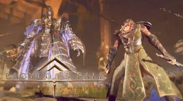 Imagen de Babylon's Fall pone fecha a la primera fase de su beta cerrada