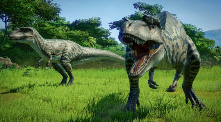 Imagen de Jurassic World Evolution 2 es anunciado oficialmente para este 2021