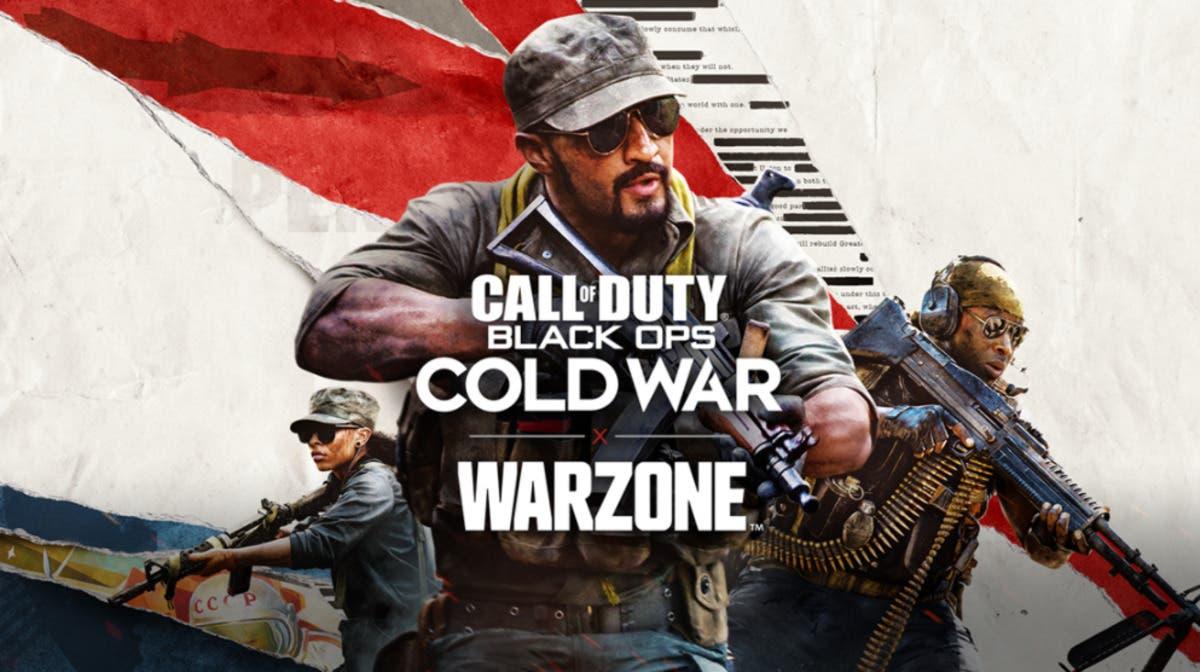 Warzone y Black Ops Cold War