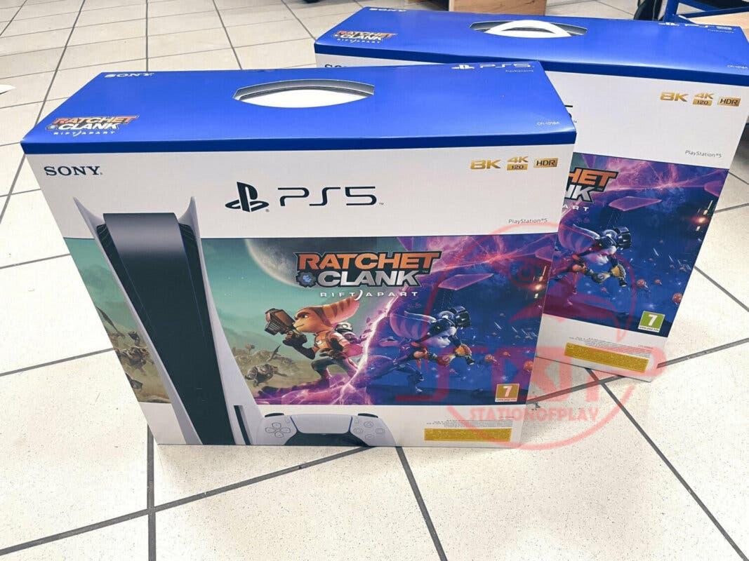 Ratchet & Clank: Una Dimensión Aparte con PS5