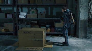 Imagen de Death Stranding: Director's Cut es anunciado para PS5... ¿con un guiño a Metal Gear?