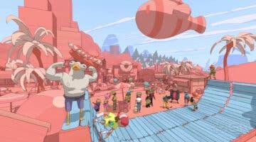 Imagen de OlliOlli World nos introduce en su peculiar  mundo de skate con un tráiler gameplay